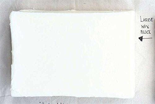Large Wax Block - 5''