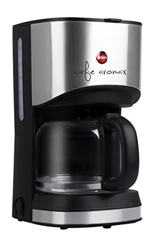 eldom Cafetera Goteo KA30, Máquina de café, 900W Cafetera de filtro, Función recalentar y mantener caliente. Sistema…