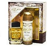 Pure Oudi Gift by Lattafa for Women - Eau de Parfum, 100ml