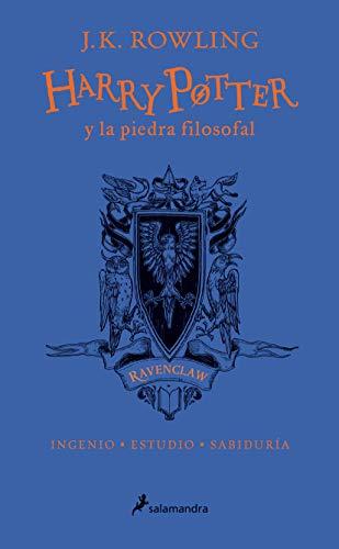 Harry Potter y la piedra filosofal. Casa Ravenclaw (Spanish Edition)