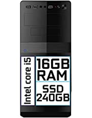 Computador Intel Core i5 16GB SSD 240GB EasyPC Go