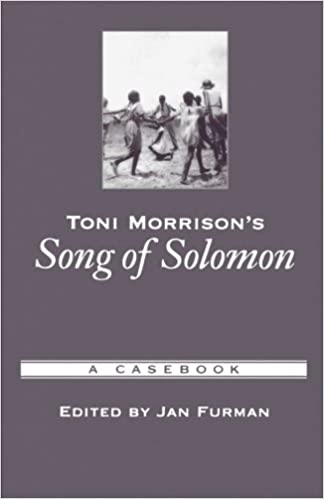 Amazon toni morrisons song of solomon a casebook casebooks amazon toni morrisons song of solomon a casebook casebooks in criticism 9780195146356 jan furman books fandeluxe Images