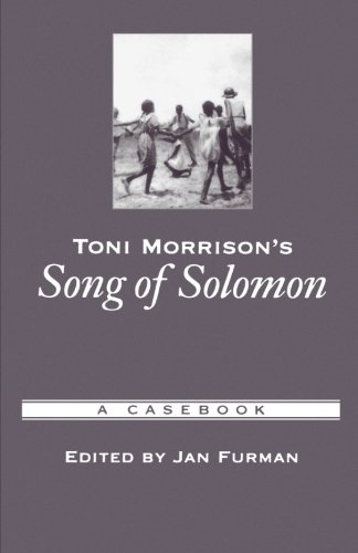 song of solomon critical essay Song of solomon homework help questions what is the significance of flight in song of solomon, and how does the meaning change from the in the epigraph, flight is spiritual.