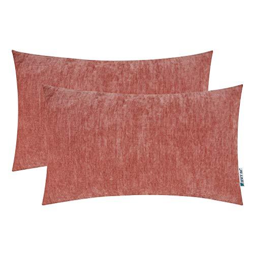 Pink Bolster Pillow - 7