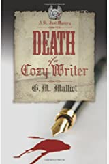 Death of a Cozy Writer (A St. Just Mystery) Paperback