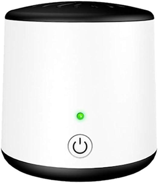 STARAYS Máquina De Desinfección De Ozono, Mini Desodorizador De Refrigerador Doméstico USB Purificador De Aire Hogar Exterior Viajes: Amazon.es: Hogar