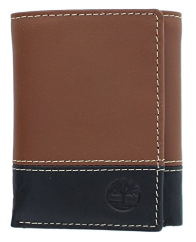 Timberland Hunter Color Block Trifold Wallet