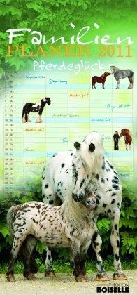 Familienplaner Pferdeglück, Edition Boiselle 2011