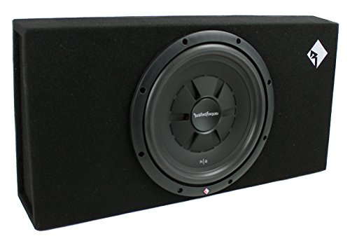 -1X12 R2 Shallow Prime Single 12-Inch Subwoofer Enclosure (Rockford Fosgate Subwoofer Enclosures)