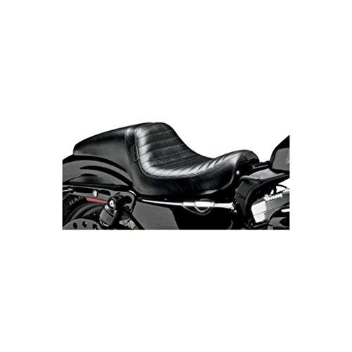 10-14 HARLEY XL1200X: Le Pera Daytona Sport Seat (Pleated) ()