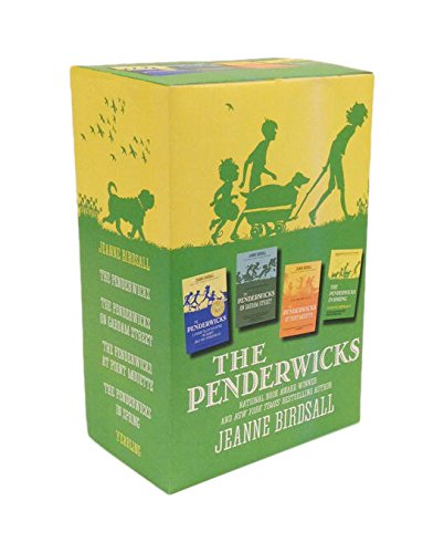 The Penderwicks Boxed Set