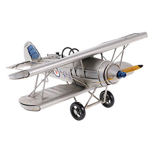 vintage airplane party favors - 5