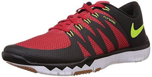 Zapatillas de entrenamiento Nike Nike Free Trainer 5.0 V6 AMP (Texas Longhorns) blanco / gris ceniza claro / Desert Orange (11.5, naranja)