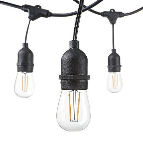 Hudson Lighting Outdoor String Lights
