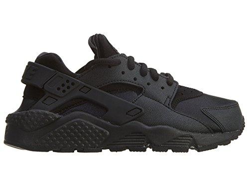 Nike Wmns Air Huarache Run 634835-009 Triple Zwarte Damesschoenen Maat 5.5