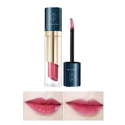 FORENCOS Tattoo Glass Tint 3.5g / Long-Lasting Waterproof & Oil Proof Gloss Lip Stain (CINNABAR) by Forencos