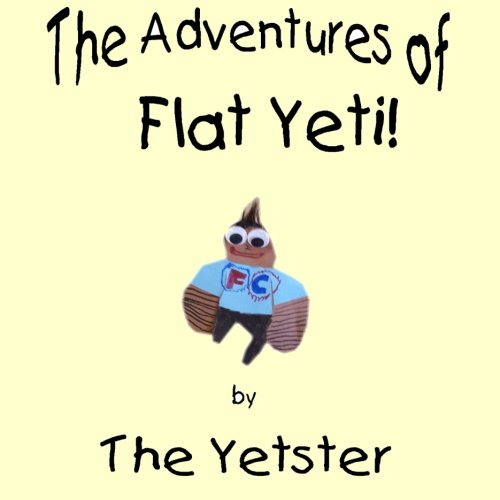 Download The Adventures of Flat Yeti pdf epub