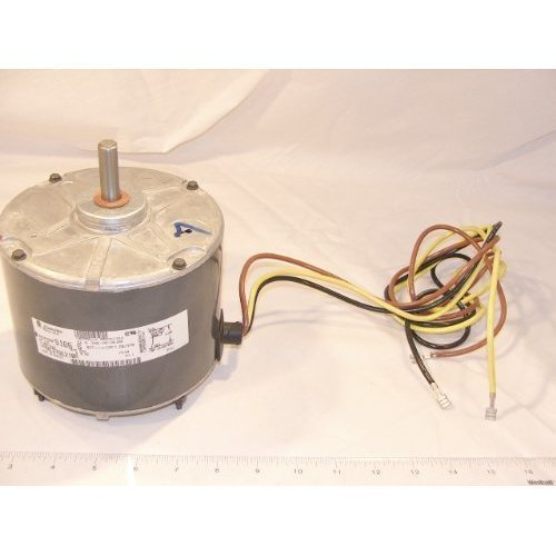 (5KCP39GFS166S - Carrier OEM Upgraded Replacement Condenser Fan Motor 1/5 HP 230 Volts by Carrier)