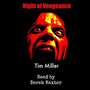 Night of Vengeance Audiobook