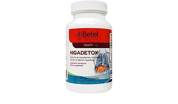 Amazon.com: Higadetox 90 Capsulas - Higadetox 90 Capsules: Health & Personal Care