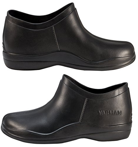 Image of Clogs Store Mens Waterproof Rain and Garden Shoes. Lawn Work and Rainy Walk. Lightweight Material no Smell