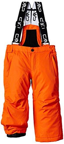 CMP Jungen Hose Skihose, Spicy Orange, 176, 3W15994