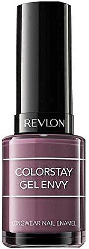 Revlon ColorStay Gel Envy Longwear Nail Enamel, Hold' Em 0.40 oz (Pack of 2) -
