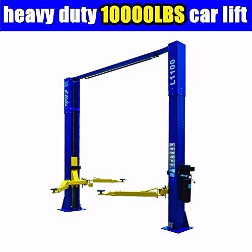 10,000lbs Car Lift L1100 2 Post Lift Car Auto Truck Hoist