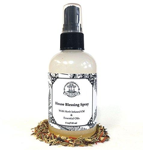 House Blessing Room & Body Spray 4 oz Hoodoo, Voodoo, Wicca, Pagan