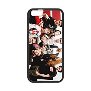 At-Baby Personalized Magcon Boys Pattern Iphone 6 4.7 Inch Case Cover (Laser Technology)