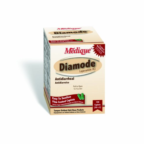 Medique Products 20033 Diamode, 100-Packets of 2