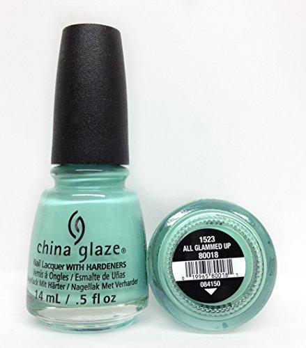China Glaze Nail Polish-All Glammed Up 80018