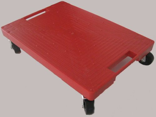 Cart-A-Case Dolly Cart for Storage and Moving of Cases of Beer, Soda, Oil and Other Restaurant Supplies (Restaurant Supplies Equipment)