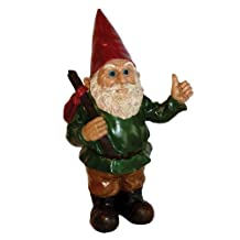 Michael Carr Designs 80042 Garrold Gnome, Hitchhiker