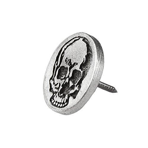 Quality Handcrafts Guaranteed Skull Lapel Pin