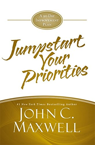 JumpStart Your Priorities 90 Day Improvement product image
