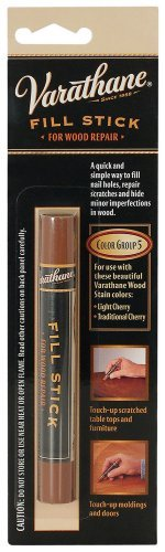 Rust-Oleum 215366 Varathane Fill Stick For Light Cherry, Traditional Cherry by Rust-Oleum