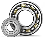 SKF 3205 A-2RS1/C3 - Double Row Angular Contact Bearing - 25 mm Bore, 52 mm OD, 0.8125 in Width, Double Seal, 30 ° Contact Angle, C3