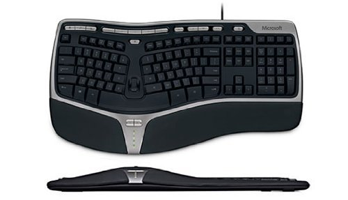 Microsoft B2M-00012 Natural Ergo Keyboard 4000