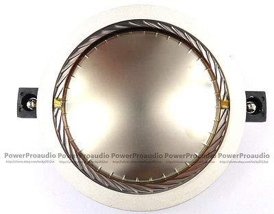 FidgetFidget Aftermarket Diaphragm for B&C DE920TN Driver Speaker Horn 8 Ohm