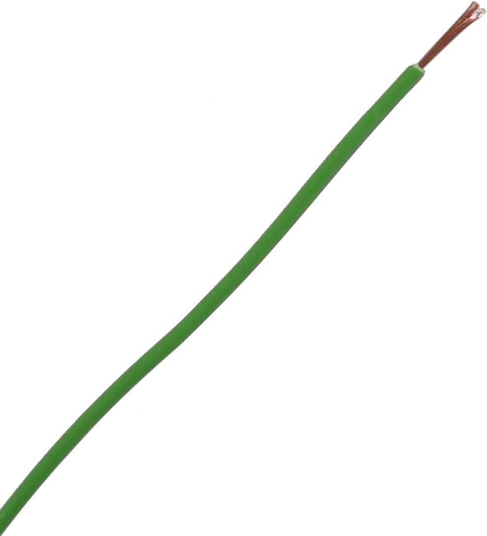AERZETIX Fil /électrique 20m 0.14mm/² 250V CU Souple multibrin conducteur isol/é c/âble Violet
