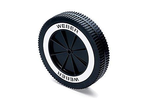 """BBQ Grill Mics Weber 8"""" Wheel 6413 OEM"""