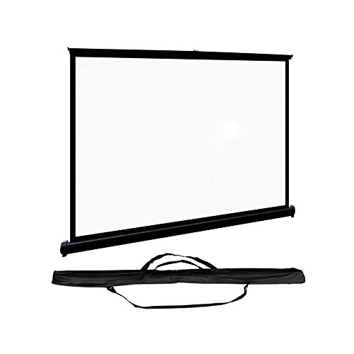 FAVI 50'' 16:9 Universal Portable Projector Projection Screen and Bag (TT3HD50) by FAVI