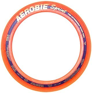 "product image for Aerobie Sprint, 10"" Flying Ring, Red"