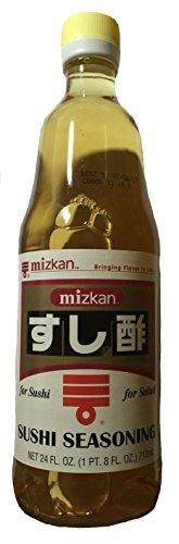Mizkan Vinegar Sushi Seasoning for Sushi or Salad - 24 fl oz - Make Vinegar Rice Sushi