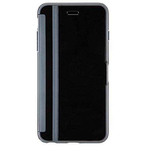 Speck Products CandyShell Wrap Case for iPhone 6 Plus/6S Plus, Black/Slate Grey