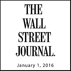 The Morning Read from The Wall Street Journal, January 01, 2016