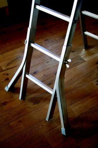 Wakü Ampliaciones para escalera telescópica, 111: Amazon.es: Bricolaje y herramientas