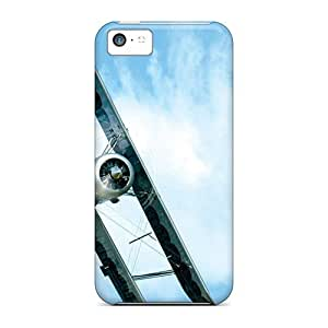 Fashionable QymDMaG6216PUzuL Iphone 5c Case Cover For Bi Plane Protective Case