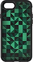 Skinit Decal Skin for Otterbox Symmetry iPhone 7 - Officially Licensed Skinit Originally Designed Black & Green Design